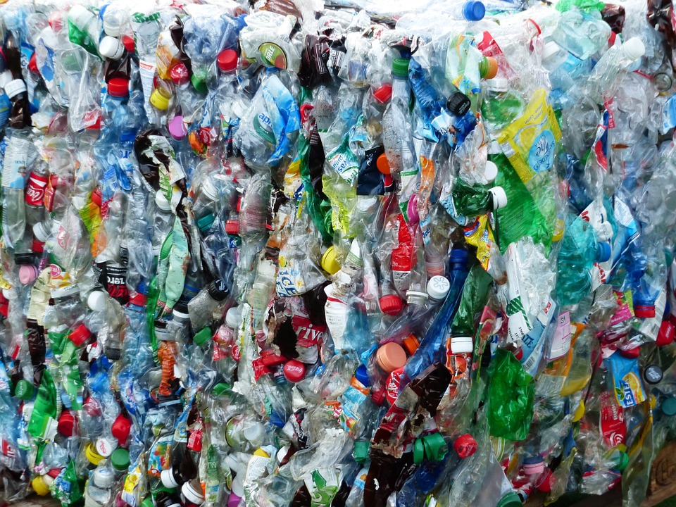 What is the UK doing about plastics?