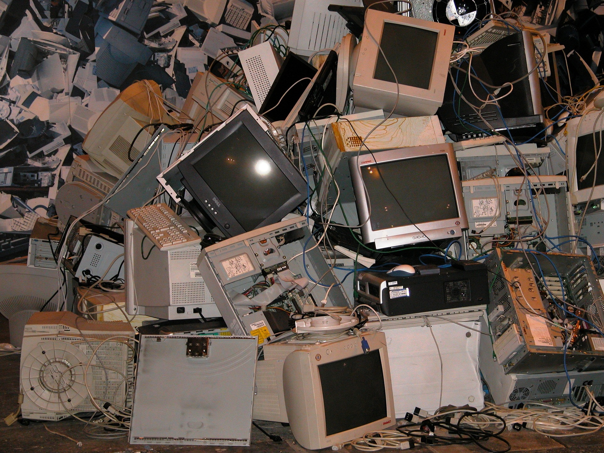 Why is EPR needed? Nigeria's e-waste crisis